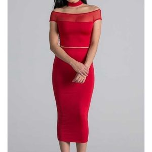 Other - Two piece skirt set